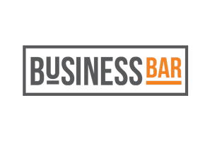 businss bar logo